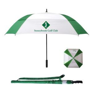 Square 2 Tone Golf Umbrella (60
